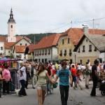 Nedeljski sejemski utrip v Višnji Gori